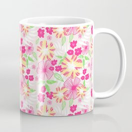20 Tropical Flower Collection Coffee Mug