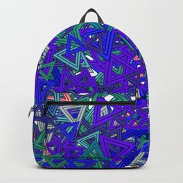 love for triangle Backpack