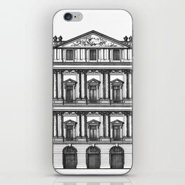 Windows and Columns iPhone Skin
