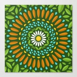 Spring Sprang Sprung Canvas Print