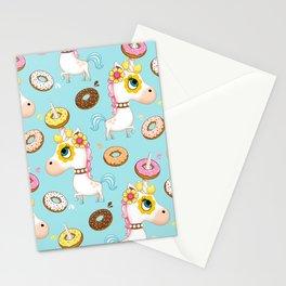SAILOR PINK Unicorn Dream Stationery Cards