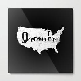 Dreamer USA Metal Print
