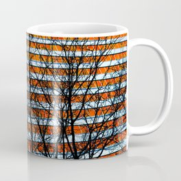 Stripe Resistance Coffee Mug