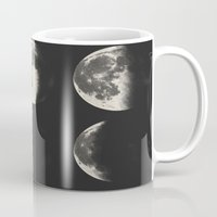 evolution Mugs featuring Evolution  by Cynthia Alvarez