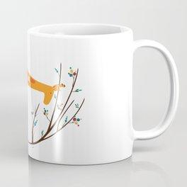 Pregnant Giraffe Coffee Mug