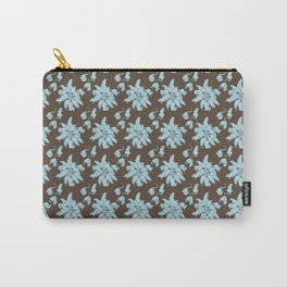 Ratking Flowers [Blue] Carry-All Pouch