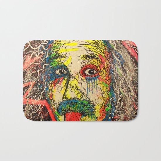The genius of Einstein Bath Mat