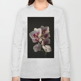 Orchid Branch Long Sleeve T-shirt