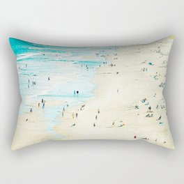 Jersey Shore Rectangular Pillow