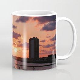 Moody Sun Coffee Mug