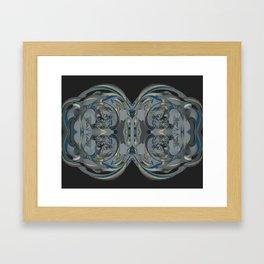 Cuentos de amor de locura y de muerte / 006 Framed Art Print