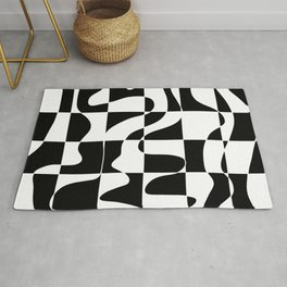 It's Not Always So Black And White Rug