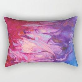 Phantasmagoria. Deep ocean life Rectangular Pillow