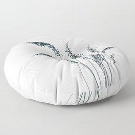 Wild grasses Floor Pillow