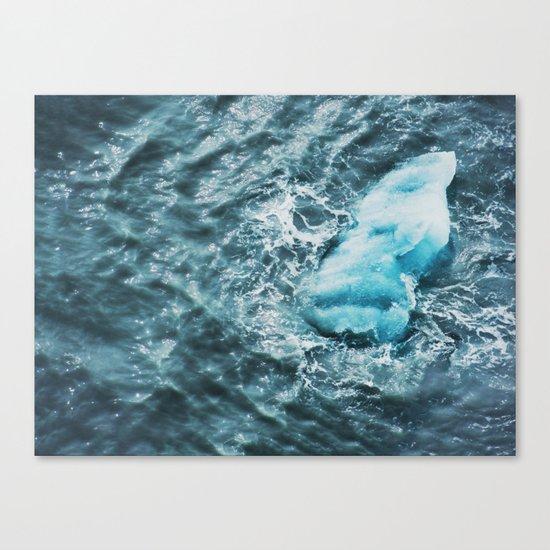 Iceburg Canvas Print
