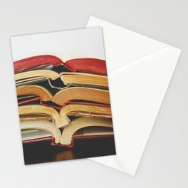 Book Love I Stationery Cards