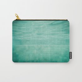 Aquatic Mosaic Carry-All Pouch