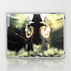 Resolver - Version 2 [Digital Figure Illustration] Laptop & iPad Skin