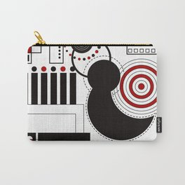 My Old Record Collection Carry-All Pouch