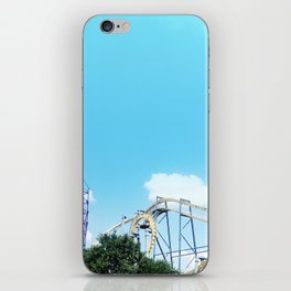 WILD RIDE iPhone Skin