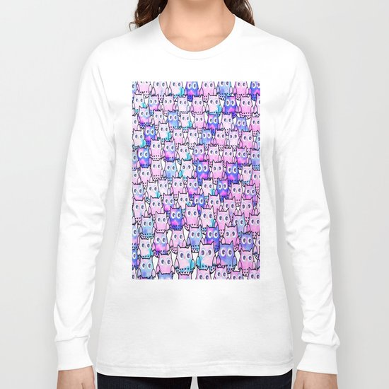 owl-116 Long Sleeve T-shirt