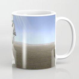 War Stars: Where is no need in Cavalry? Coffee Mug