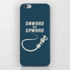 Onwards & Upwards! iPhone & iPod Skin