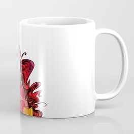 Red Coffee Coffee Mug