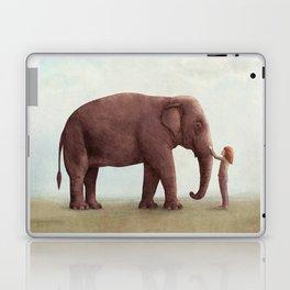 One Amazing Elephant Laptop & iPad Skin
