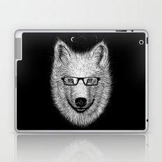 WHITE SPECTACLE Laptop & iPad Skin
