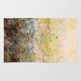 Abstract Art - First Bloom Rug
