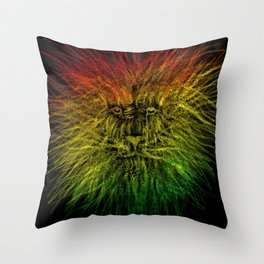 LION-O-CHAIN  Throw Pillow