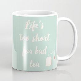 The Tea Lover II Coffee Mug