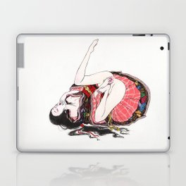 When I Think About You Laptop & iPad Skin