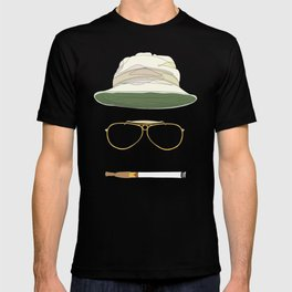 Movie Icons: Fear and Loathing in Las Vegas T-shirt
