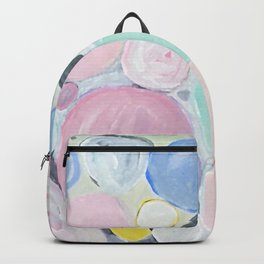 Mixed Lollies Abstract Backpack