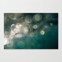 Mystic Sea by Ian Zamora Canvas Print