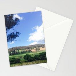 Farm land Stationery Cards