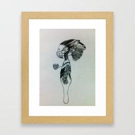 iRobot Framed Art Print