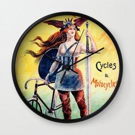Liberator Wall Clock
