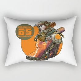 KOSMONAUT 05 Rectangular Pillow