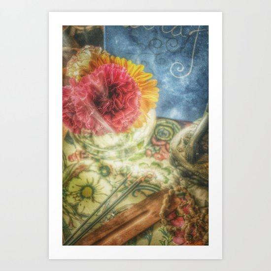 all things beautiful Art Print