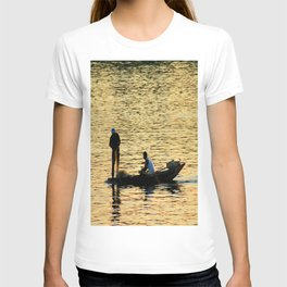 End of the Days Fishing T-shirt