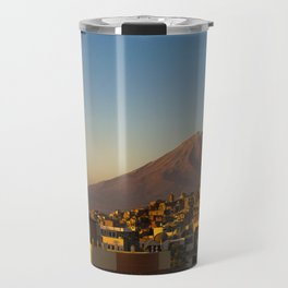 Misti Mountain Travel Mug