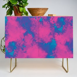 Cotton Candy Clouds Credenza