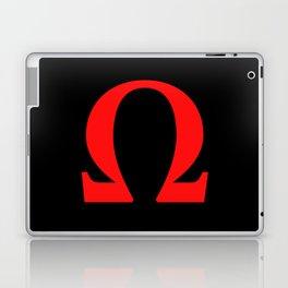 Ω omega Laptop & iPad Skin