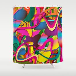 So Gorgeous (Feat. Roberlan Borges) Shower Curtain