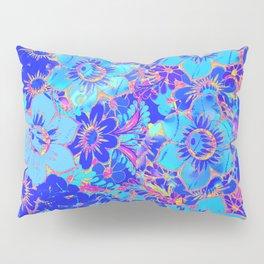 Flowers Pattern 3 QR Pillow Sham