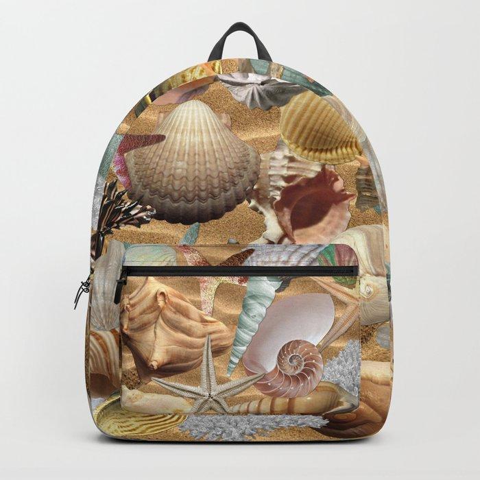 Sea Shell Mania Backpack
