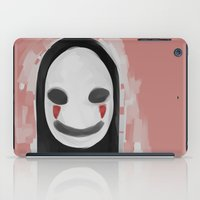 studio ghibli iPad Cases featuring Studio Ghibli-Spirited Away by Devilphernelia